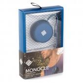 Auricular + micro Monocle - Azul