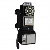 1950's Diner Mod. Telephone