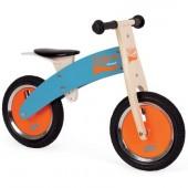 Bicicleta - BIKLOON (Azul-naranja)