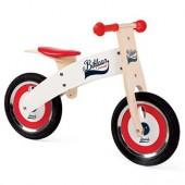 Bicicleta - BIKLOON (Madera-rojo)